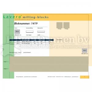 Milling-block 1419
