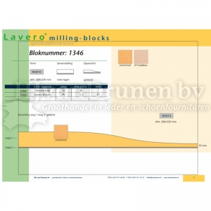 Milling-block 1346