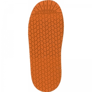 Tires Soles plus - oranje