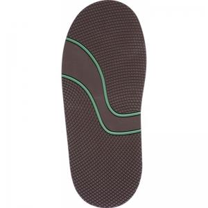Onderwerk Freetime - bruin - groene streep