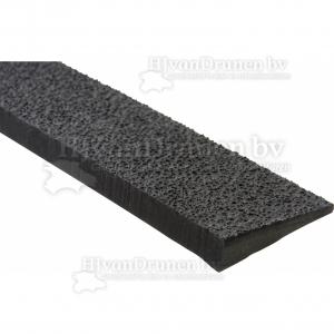 Lavero flex reparatiestrook - 81 zwart