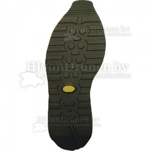 Vibram 2002 sportzool - zwart