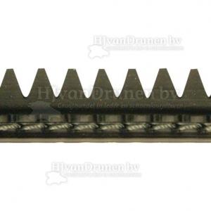 Rubberrand 39 - zwart