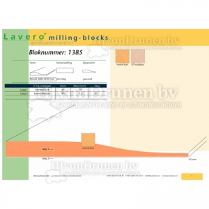 Milling-block 1385
